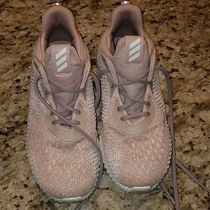 Gently used Adidas Alpha Bounce